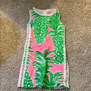 Lilly Pulitzer bright children's dress